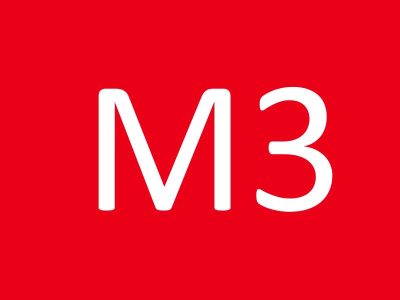 Шайбы М3