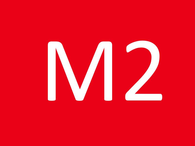 Винты М2