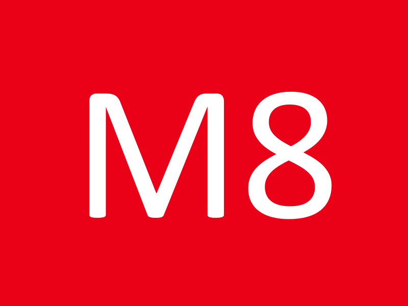 Гайки М8
