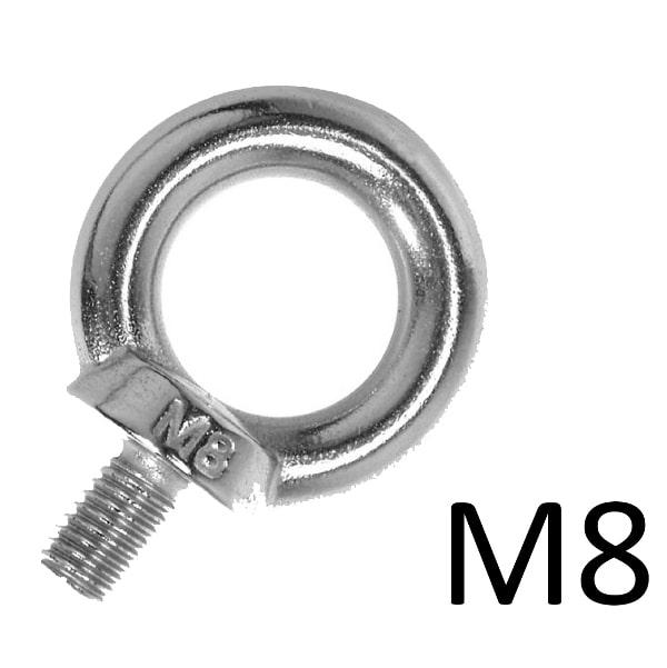 Рым-болты М8